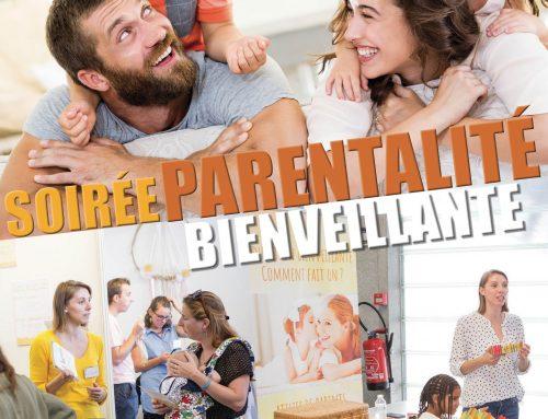 soirée parentalité bienveillante : le programme!