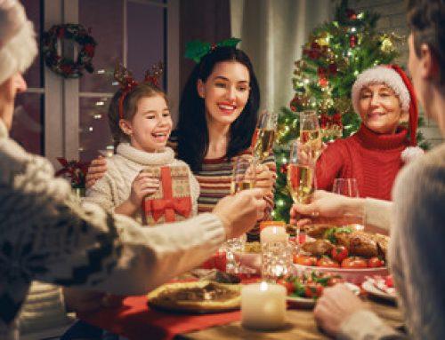 Noël et la bûche aux critique de nos choix éducatifs